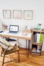 creating a small home office. Small Spaces: How To Create A Home Office In Tiny Apartment Creating