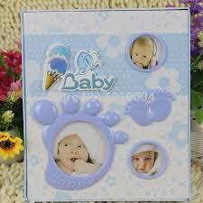 Baby Photo Album Books The Baby Grow Record Photo Album Books Little Feet Baby Picture