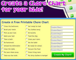 6 Year Old Chore Chart Ideas Kids Chore Charts Chore Chart Kids Chores For Kids