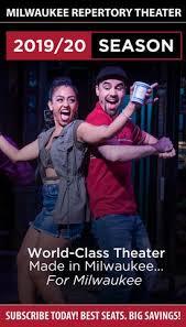 Milwaukee Repertory Theater 2019 20 Season By Milwaukee Rep