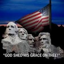 America America God shed His grace on thee ThingLink