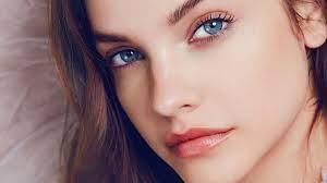 Barbara Palvin Beautiful Girl Blue Eyes ...
