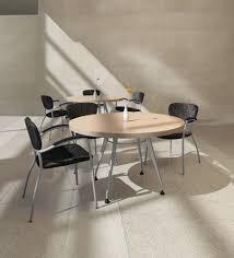 kimball round conference table module 52 office furniture and chair sets merchants new alba tables round