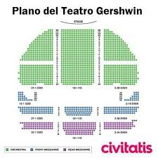 Gershwin Seating Chart Wicked Musical New York Tickets Book Online At Civitatis Com