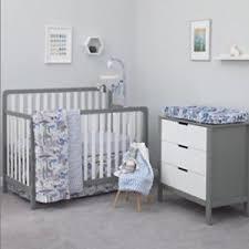 Dwell baby furniture Mid Century Image Is Loading Newdwellstudiosafariskies3pccrib Ebay New Dwell Studio Safari Skies Pc Crib Bedding Set Unisex Baby