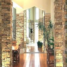 faux stone accent wall interior stone wall gorgeous interior wall stone gorgeous interior interior stone wall