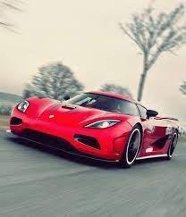 Koenigsegg Agera R Red Car Track Hd ...