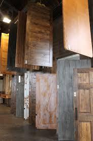 Barn Door In Kitchen Barn Door Style Kitchen Cabinets Finogaus