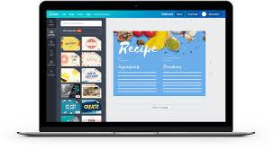 Free Online Recipe Card Maker Design A Custom Recipe Card Canva