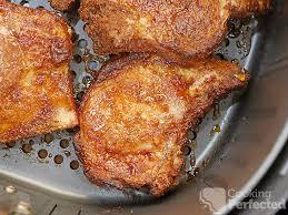 air fryer pork chops cooking perfected