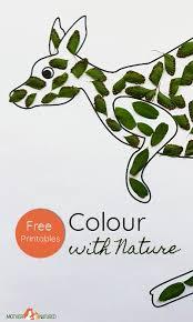 Free Craft Printables Templates Animal Nature Craft Free Animal Templates Mother Natured