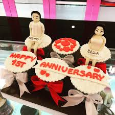 Jual Cupcake Fondant Kue Ulang Tahun Birthday Cake Anniversary Cake