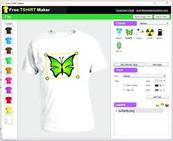 Shirt Making Software A View T Shirt Template Appealing Design Html Free Download Vector