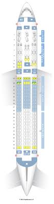 United 767 Seating Chart Seatguru Seat Map United Boeing 767 300 763 Three Class