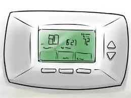 wiring diagram for hunter digital thermostat images thermostat how to install a programmable thermostat 11 steps