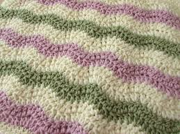 Youtube Crochet Patterns Beauteous How To Crochet A Chevron Wave Blanket For Beginners YouTube