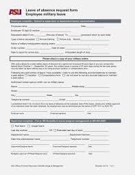 Time Off Request Form Pdf 10 Time Off Request Form Templates Resume Samples