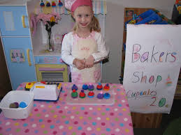 Imaginative Play Bakers Shop Learning 4 Kids