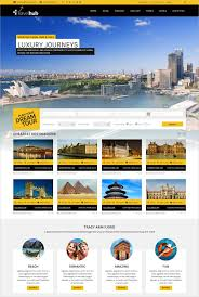 Travel Templates 33 Travel Tourism Blogger Themes Templates Free Premium Templates