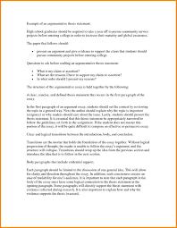 example of argumentative essay essay argumentative examples argumentative essay thesis statement examples jianbochencom