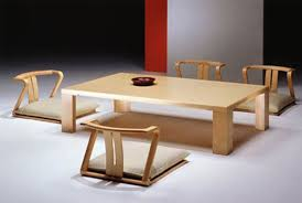 Appealing Japanese Style Dining Table Pics Design Inspiration