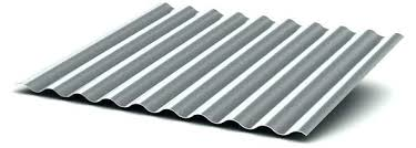 galvanized steel roofing corrugated metal roof panels and siding can you paint best for m paint galvanized steel metal roofing