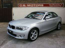 BMW Convertible is the bmw 1 series front wheel drive : Used Bmw 1 Series Coupe 2.0 118d Sport 2dr in Barking, Essex | Cs ...
