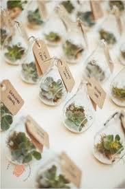 best 25 succulent wedding favors ideas on pinterest succulent Wedding Favors Modern Ideas give your wedding guests a living succulent terrarium or use them as place cards Do It Yourself Wedding Favors