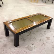refinishing wood tables refinished coffee table refinished high gloss wood finish ebony