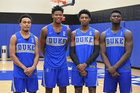 Duke Basketball 2018 19 Roundtable