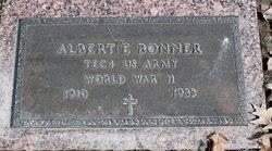 Albert Elmer Bonner (1910-1983) - Find A Grave Memorial
