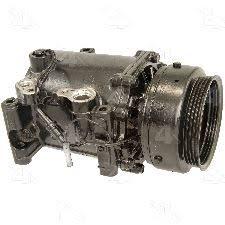 Mitsubishi Montero Sport <b>A/C Compressor</b> Aftermarket Replacement ...