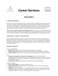Personal Resume Examples Amazing Resume Sample For Job Resume Sample First Job Resume Format Job