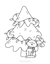 Serve some hot chocolate and cookies and make a night of it. 100 Best Christmas Coloring Pages Free Printable Pdfs