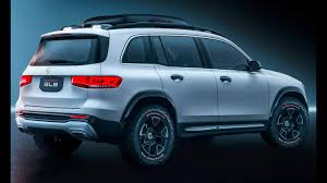 It is one suv 2019 mercedes glb, which will have unique appearance and powertrain options. 2020 Mercedes Glb Rugged Compact Suv With 7 Seats Youtube