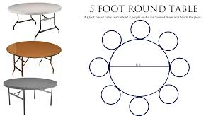 spectacular 5 round table f94 on amazing home interior design with