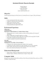 Hobbies To Put On A Resume Types Of Include In Cover Letter Doc Good Resumes  What