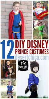 looking for an adorable diy disney prince costume i ve found 13 of the