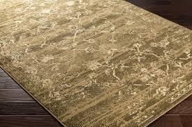 romantic dark brown area rug on gracie oaks kulpmont classic reviews wayfair