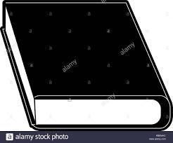 closed book icon image stock image