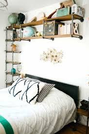 shelves bed times the internet showed us that shelves above the bed are a good thing