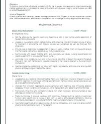 The Objective On A Resume Magnificent Resume Objective For Nurse Objectives For Nursing Resumes Resume