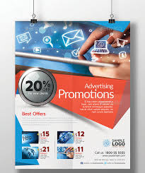 The Flyer Ads 70 Advertising Design Templates Word Psd Ai Eps Free
