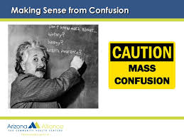 2 making sense from confusion