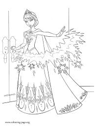 Elsa Olaf Coloring Pages Get Coloring Pages