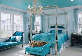 Turquoise Room Ideas: Turquoise is everywhere in this over-the-top idea  house