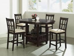 bar height kitchen table sets khosrowhanzadeh
