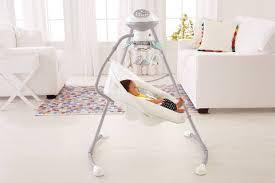 Fisher-Price® Cradle 'n Swing in Safari Dreams | buybuy BABY