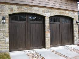 custom wood garage door los angeles