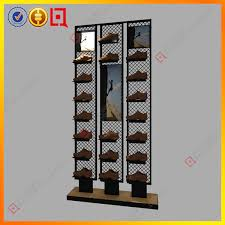 Footwear Display Stands Custom Brilliant Shoe Display Racks Yc Store Fixture Provide Clothing